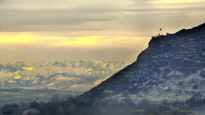 Такая разная Сулейман-гора