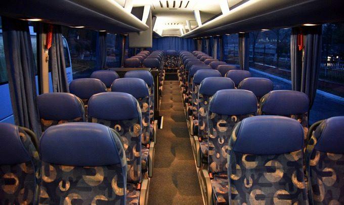 На автобусе до Ташкента