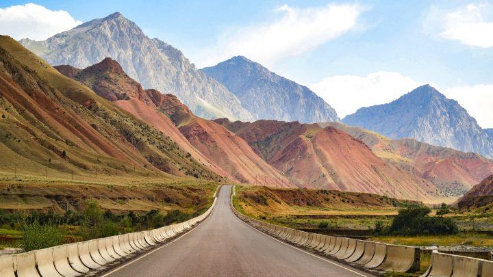Дорога на Памир начинается в Оше