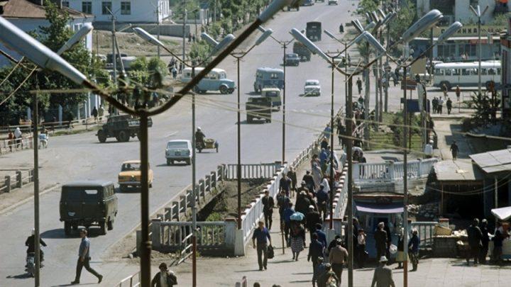 80 лет назад Ош стал областным центром