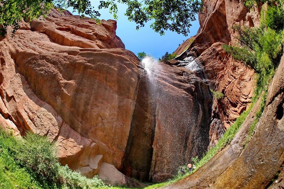 Потрясающие каньоны Кожо-Келена