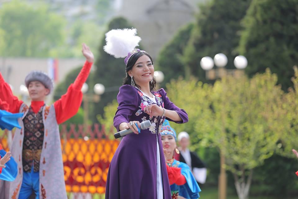 TÜRKSOY в Оше: Как прошел фестиваль тюркской культуры