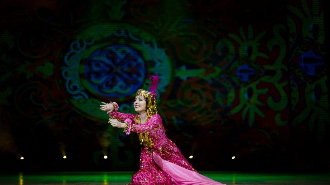 Оксана Телегина: жизнь в танце