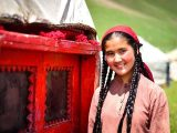 Лица фестиваля горного туризма в Чоң-Алае