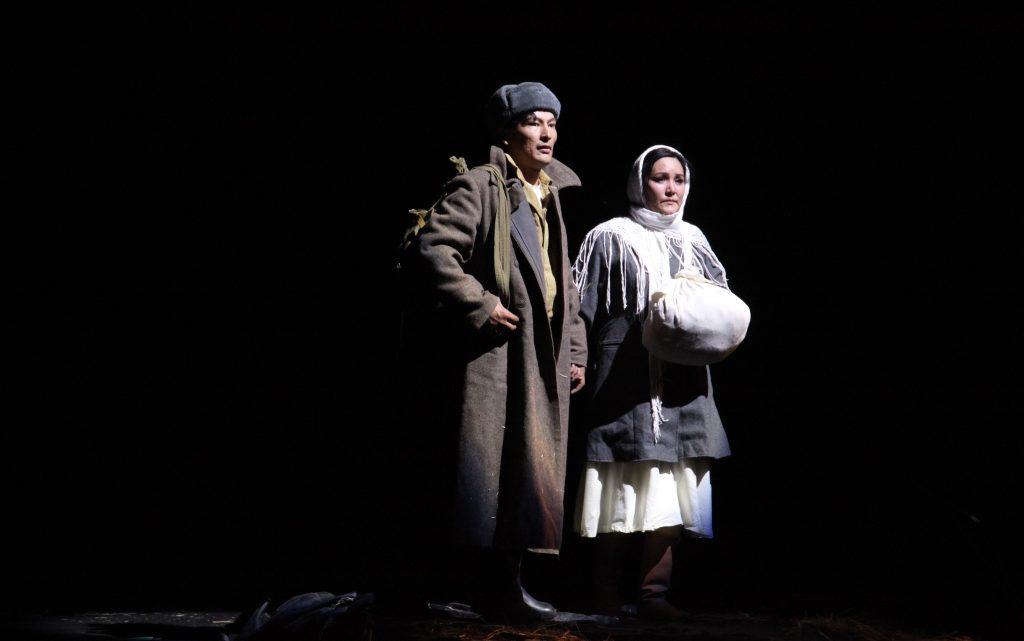 TÜRKSOY в Оше: Такого театрального фестиваля давно не было