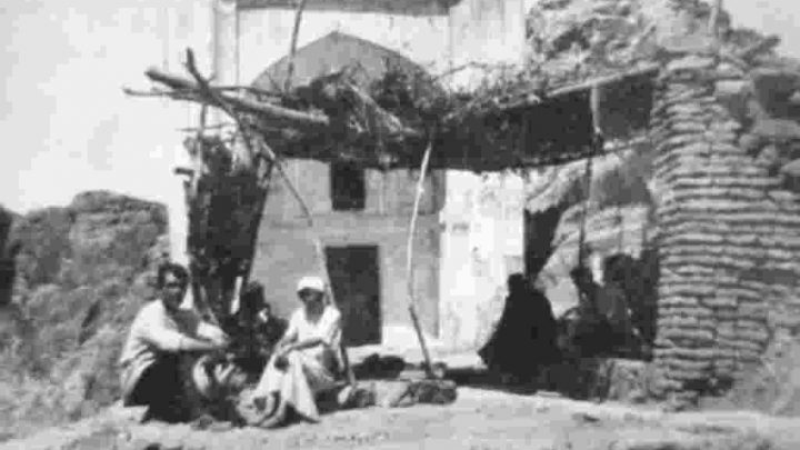 Сулейман-гора: про домики султана Махмуда и Бабура