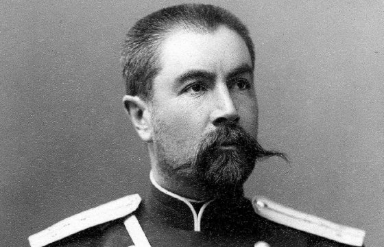 Польский след в истории Оша: Бронислав Громбчевский