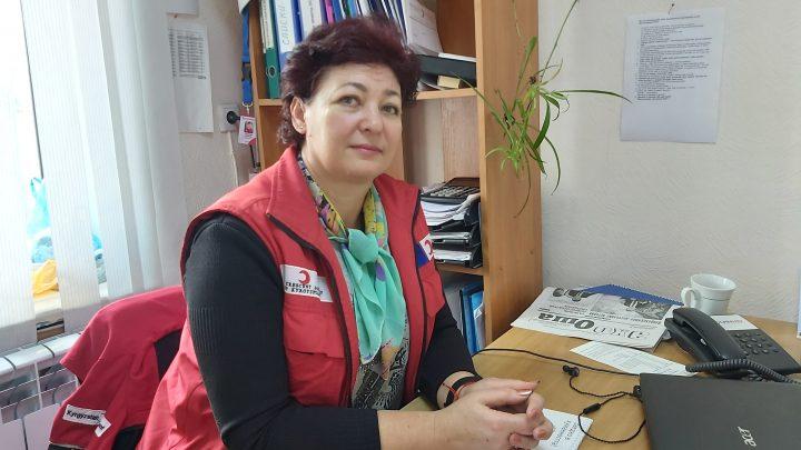 Галина Глебова: Я очень люблю Ош, поэтому не уехала