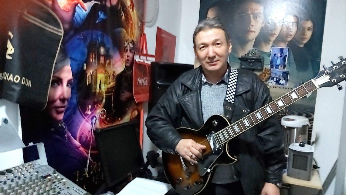 Турлан Осмонов. И сердце бьется в такт музыки