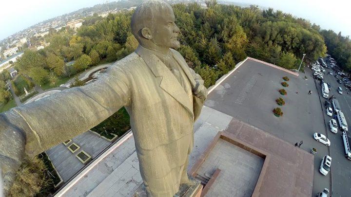 #История Оша. Куда исчезли памятники Сталину и Ленину
