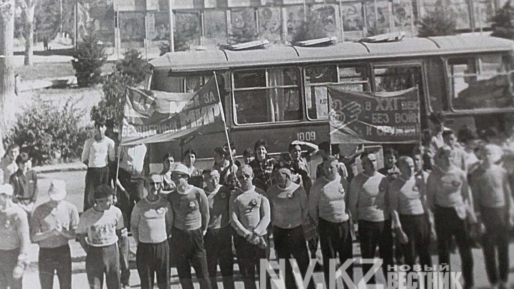 Как казахские бегуны покоряли Памир