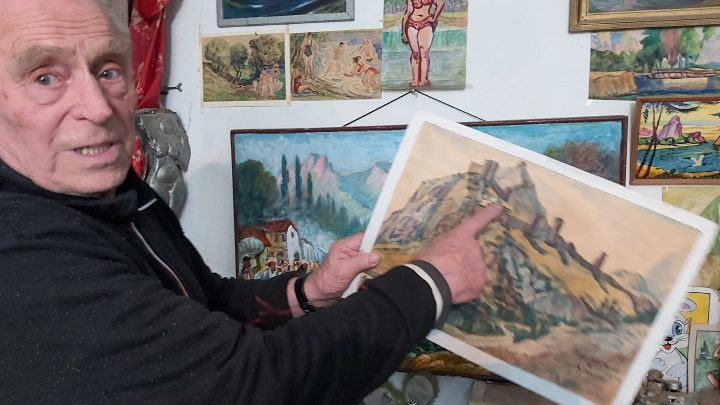 Из Харбина в Ош: долгая дорога жизни художника Шумана