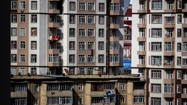 #Ош: Районы, кварталы и улицы