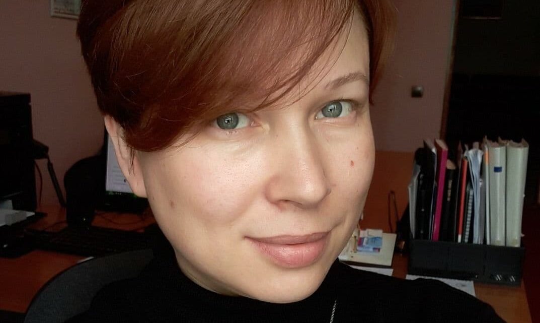 Алёна Готвянская: Казалось, что меня в Оше знали все