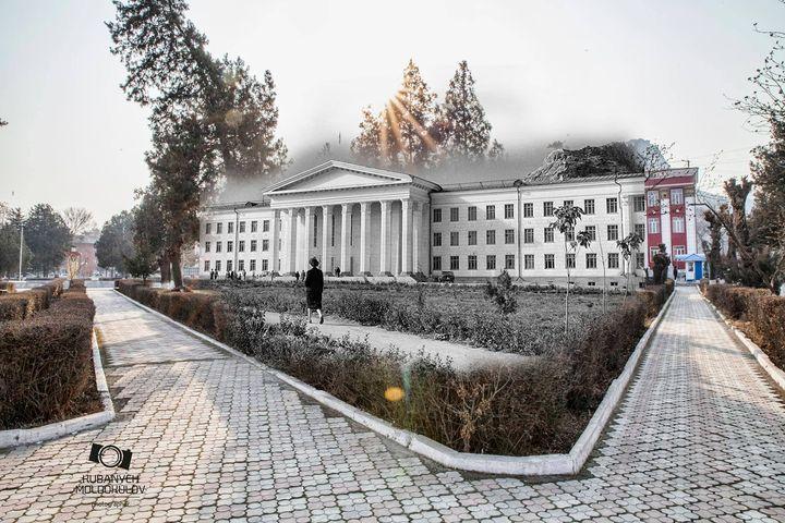 Идея и фото Кубаныча Молдокулова