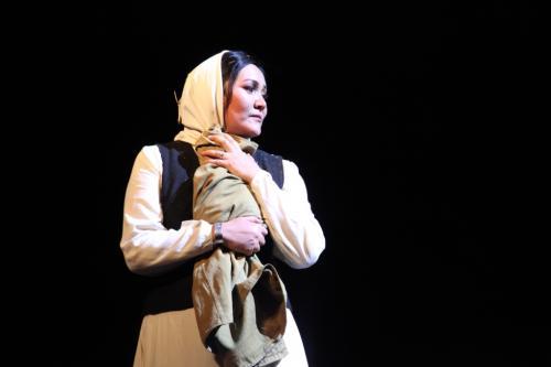 Фестиваль театров в Оше (1)