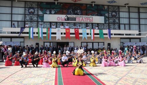 Фестиваль театров в Оше (24)