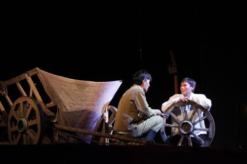 Фестиваль театров в Оше (26)