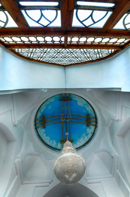Mosque in Osh, photo Zafer Dincer  (8)