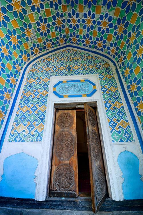 Мавзолей Асаф ибн Бурхия. Zafer Dincer