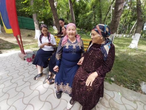 Photo by Sahira Nazarova